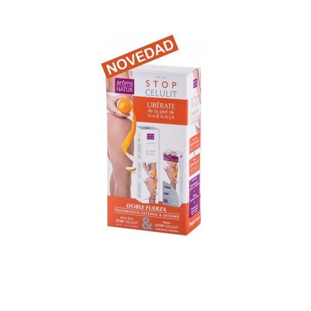 Pack Stop Celulitis - Aroms Natur