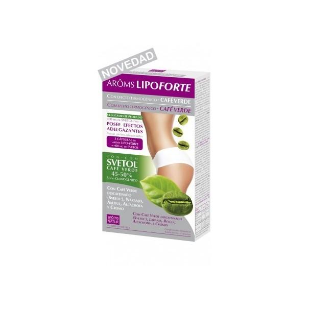 Lipoforte con Café Verde - Aroms Natur Drenative