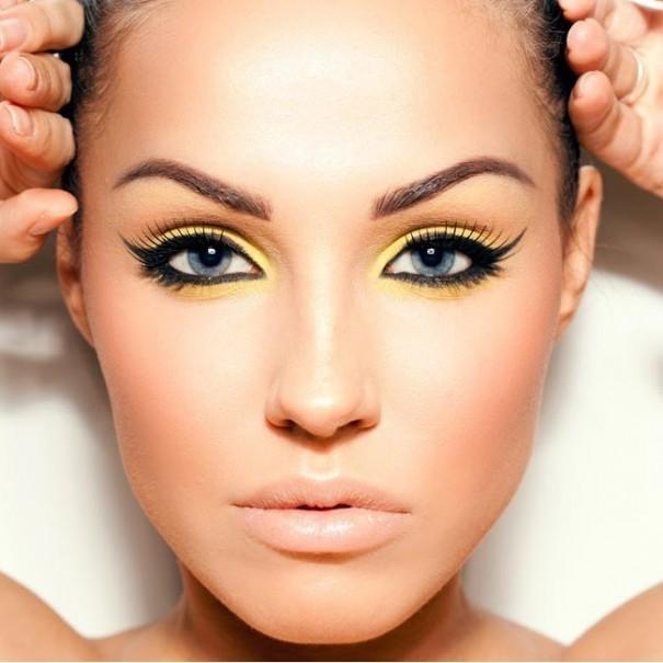Micropigmentacion Linea de Ojos